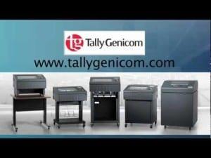 TallyGenicom 6800 Line Printer