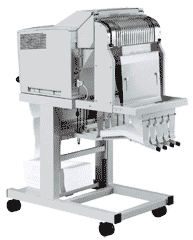 MicroPlex F44-continuous-form-color-laser-printer-back