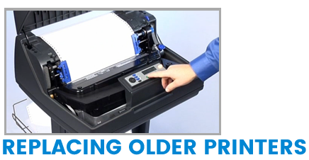 Replacing Older Printers