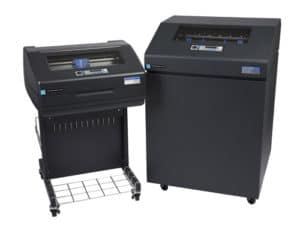 New Printronix and TallyGenicom IMB-Capable Printers