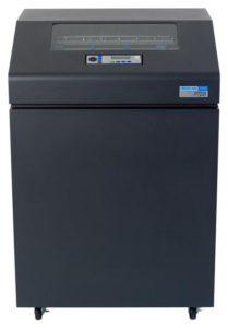 Printronix P7000 cabinet model