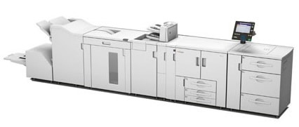 The InfoPrint Pro 1357 P Model # 2708-P03