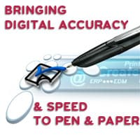 PlanetPress bringing digital accuracy and speed to pen and paper