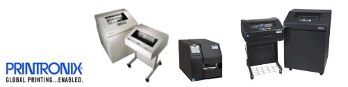 used-Printronix-IPDS-printers