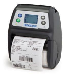 Printronix-M4L-mobile-printer-with-label