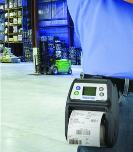 Printronix-M4L2-mobile-printer-on-belt