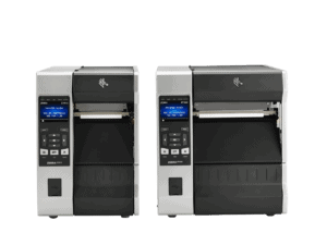 "Zebra ZT600 Series featuring the 4"" Zebra ZT610 and the 6"" Zebra ZT620"