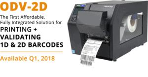 Printronix ODV-2D Validator Option