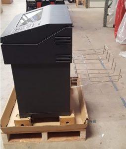 TallyGenicom E6805 enclosed pedestal printer