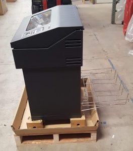 TallyGenicom E6805 enclosed pedestal line printer