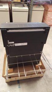 TallyGenicom E6805 enclosed pedestal ]